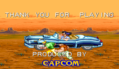 Cadillacs and Dinosaurs (World 930201) - Ending  -  - User Screenshot