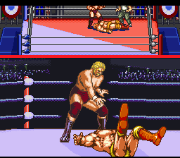 Hammerlock Wrestling - Level  -  - User Screenshot