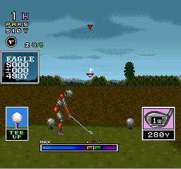 Mecarobot Golf - Level  -  - User Screenshot