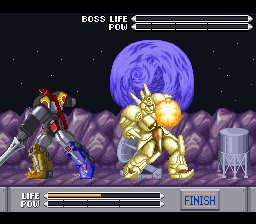 Mighty Morphin Power Rangers - Ending  -  - User Screenshot
