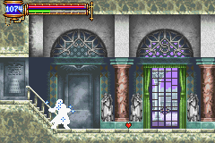Castlevania - Aria of Sorrow - SOMAS GOIN SUPER SAYIN!! - User Screenshot