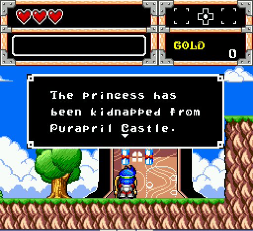 Wonder Boy in Monster World - What a surprise... - User Screenshot