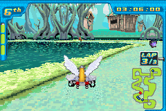 Digimon Racing -  - User Screenshot