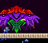 Mega Man Xtreme 2 - Battle  - I almost got killed by this idiot - User Screenshot