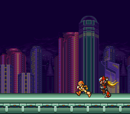 Mega Man X3 - X and Zero . . . - User Screenshot