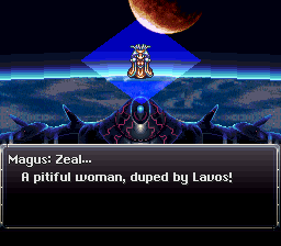 Chrono Trigger - Family feud - User Screenshot