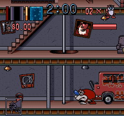 The Ren & Stimpy Show - Fire Dogs -  - User Screenshot
