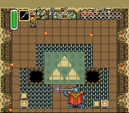 Zelda 3 - Goddess of Wisdom - That turd - User Screenshot