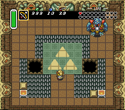 Zelda 3 - Goddess of Wisdom - impossible - User Screenshot