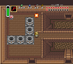 Zelda 3 - Goddess of Wisdom - this is it. No more aggravations! - User Screenshot