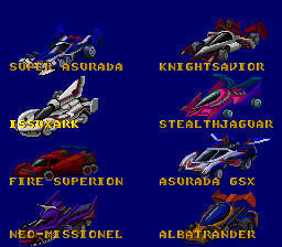 Shinseiki GPX - Cyber Formula -  - User Screenshot