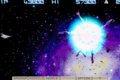 Gradius Galaxies - And it goes...BOOM!!! - User Screenshot