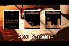 Gradius Galaxies - 1981: Scramble... - User Screenshot