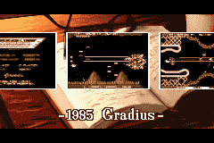 Gradius Galaxies - 1985: Gradius.... - User Screenshot