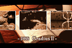 Gradius Galaxies - 1988: Gradius II... - User Screenshot