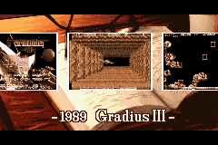 Gradius Galaxies - 1989: Gradius III - User Screenshot
