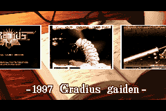 Gradius Galaxies - 1997 Gradius Gaiden... - User Screenshot