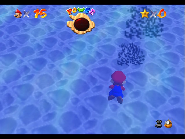 Kaizo Mario 64 - NO! - User Screenshot