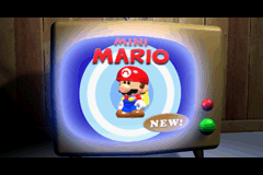 Mario vs. Donkey Kong - The new Mini Mario! - User Screenshot