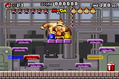 Mario vs. Donkey Kong - 6:4 Mario got this in the bag! - User Screenshot