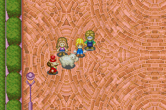 Harvest Moon - More Friends of Mineral Town - Now you see Karen - User Screenshot