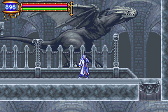 Castlevania - Aria of Sorrow - Location  - I\
