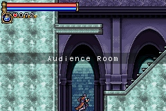 Castlevania - Circle of the Moon - Location Audience Room -  - User Screenshot