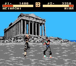 Tekken 3 - Level  - Fight - User Screenshot