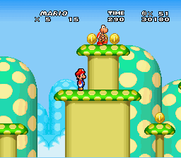 New Retro Mario Bros - Awesome Graphics - User Screenshot