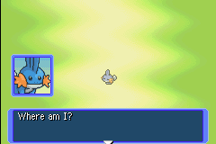 Pokemon Mystery Dungeon - Red Rescue Team - Cut-Scene  - Oh Great. Now I