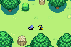 Pokemon Mystery Dungeon - Red Rescue Team - Introduction  - The Start of a great friendship. - User Screenshot