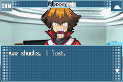 Yu-Gi-Oh! GX - Duel Academy - yeah, get raped. - User Screenshot