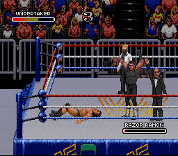 WWF Royal Rumble - win win win - User Screenshot