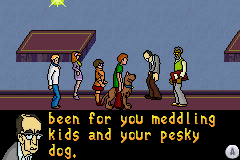 Scooby-Doo! - Mystery Mayhem - Mini-Game  - 1 - User Screenshot