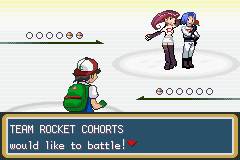 Pokemon Ash Gray (beta 3.61) - Heh cohorts  - User Screenshot
