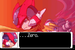 Megaman Zero 3 - Ending  - Final Screen Ending - User Screenshot