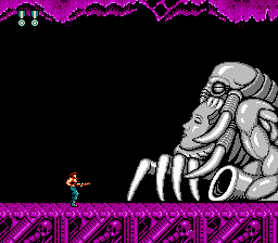 Super Contra - Battle  - Final Boss - User Screenshot