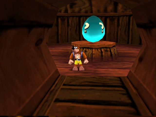 Banjo-Kazooie - Location  - Third Stop N Swop Egg - User Screenshot