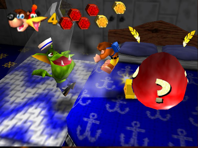 Banjo-Kazooie - Location  - Fifth Stop N Swop Egg - User Screenshot