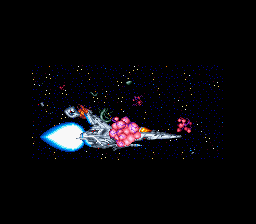 Gradius III - Ending  - Game Beaten ;) - User Screenshot