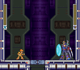 Mega Man X3 - Battle  - Final Boss Sigma - User Screenshot