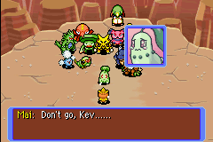 Pokemon Mystery Dungeon - Red Rescue Team - Ending  -  - User Screenshot