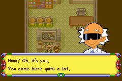 Medabots - Rokusho Version - Nice Shades - User Screenshot