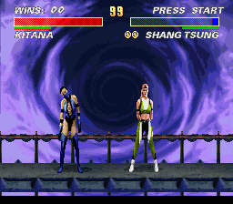 Ultimate Mortal Kombat 3 - whip my hair!!! - User Screenshot
