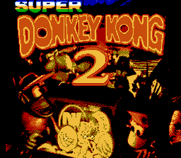Super Donkey Kong Country 2 - mierdoso titulo - User Screenshot