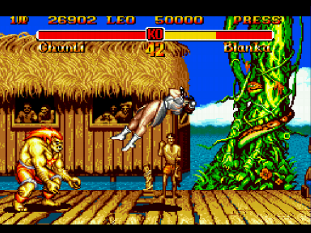 Super Street Fighter II - chunli!!!!!!!! - User Screenshot