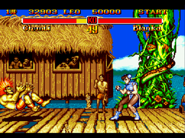 Super Street Fighter II - SAS - User Screenshot