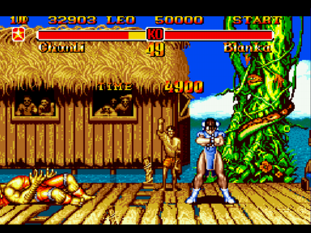 Super Street Fighter II -  - User Screenshot