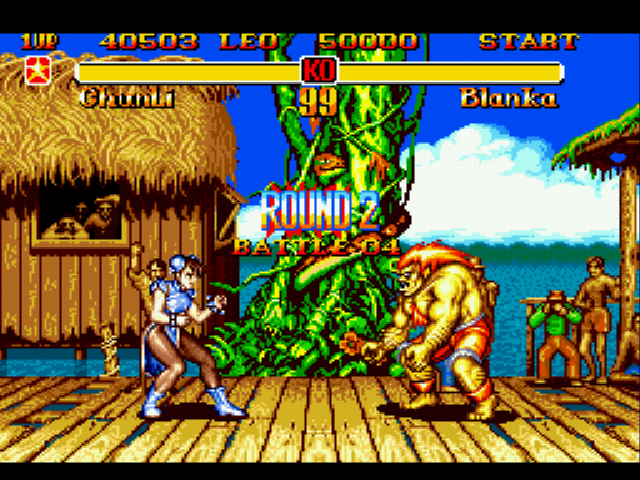 Super Street Fighter II - vamo chun - User Screenshot