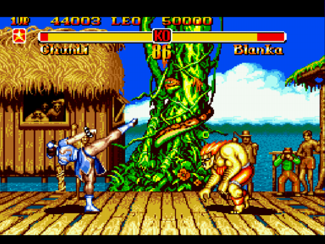 Super Street Fighter II - I love Street Fighter XD - User Screenshot